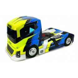 Bittydesign 1/10 Truck Iron 190mm Clear Body