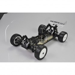 Serpent Spyder SDX4 Buggy 4wd 1/10