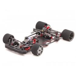 Roche Rapide P12 EVO 1/12 Car Kit Set + Roche 8100mAh Lipo 110C 3.7V (5mm Bullet)