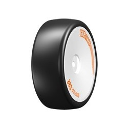 GVX11-LC32 1:10 TC - V11 Tyre Set - High Grip CARPET C32