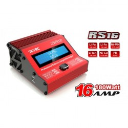 RacingStar RS16 180W/16A Balance Charger/Discharger