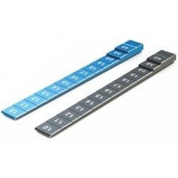Chassis Ride Hight Gauge (Blue) 1.0-4.0mm