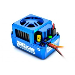 SkyRC TORO SC120 Short course Sensored Brushless ESC 120Amp