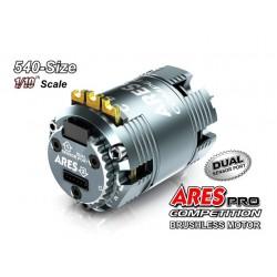 SkyRC ARES PRO Brushless Motor 1/10 Sensor 10.5T